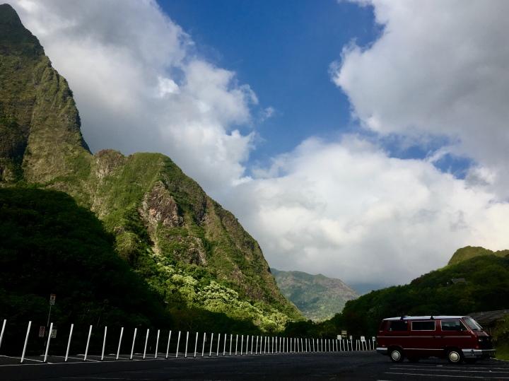 Maui in a '88VW