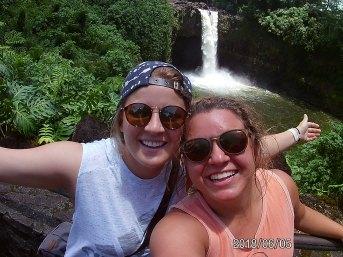 Rainbow Falls, Hilo, HI
