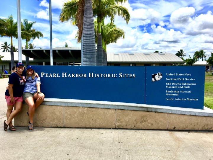 Independence Day at Pearl Harbor